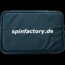 Spinfactory Einzelhülle schwarz Vorderansicht