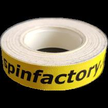 spinfactory Kantenband 12mm - 5 Meter gelb