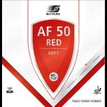 Tischtennisbelag Sunflex AF 50 Red