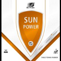 Tischtennisbelag Sunflex Sun Power