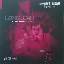 Tischtennisbelag Sword Longcan
