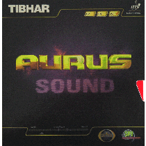 Tischtennisbelag Tibhar Aurus Sound