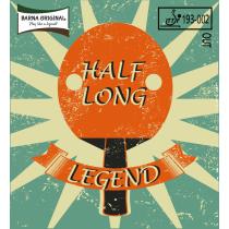 Tischtennisbelag Barna Legend Half Long