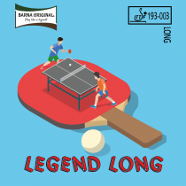 Tischtennisbelag Barna Legend Long