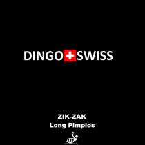 Tischtennisbelag - Zik Zak