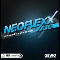 Tischtennisbelag - Gewo Neoflexx eFT 45