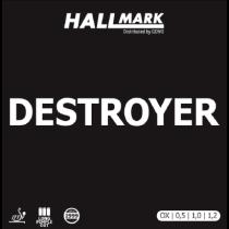 Tischtennisbelag - Hallmark Destroyer