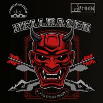 Tischtennisbelag - Hellracer
