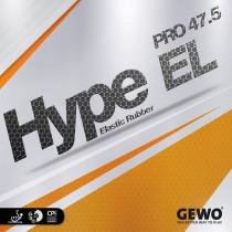 Tischtennisbelag Gewo Hype EL Pro 47.5