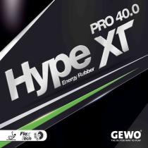 Tischtennisbelag Gewo Hype XT Pro 40