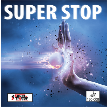 Tischtennisbelag Sauer&Tröger Super Stop