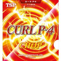 Tischtennisbelag TSP Curl P-4