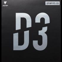 Tischtennisbelag - Victas Spinpips D3