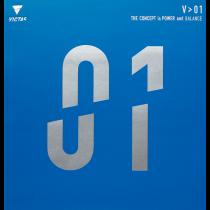 Tischtennisbelag - Victas V > 01