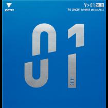 Tischtennisbelag - Victas V > 01 Stiff