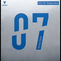 Tischtennisbelag VJC > 07 Sticky Extra