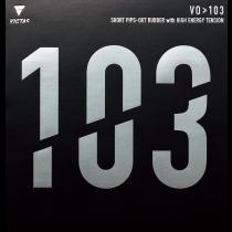 Tischtennisbelag Victas VO > 103