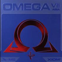 Tischtennisbelag Xiom Omega VII Asia