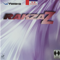 Tischtennisbelag Yasaka Rakza Z