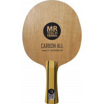 Tischtennisholz Mr. Tischtennis All Carbon