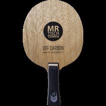Tischtennisholz - Mr. Tischtennis Off Carbon