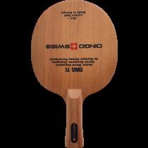 Tischtennisholz - Dingo Swiss Yin Yan Carbon Light