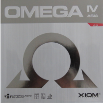 Tischtennisbelag Xiom Omega IV Asia