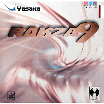Tischtennisbelag Yaska Rakza9