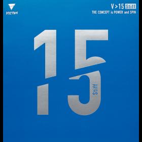 V > 15 Stiff