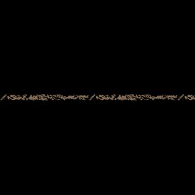 Kantenband Mandarine (12mm breit, 5 Meter lang)