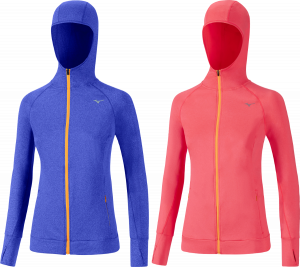 Mizuno Active Hoody Woman