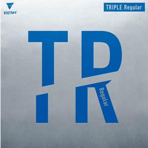 Tischtennisbelag Victas Triple Regular
