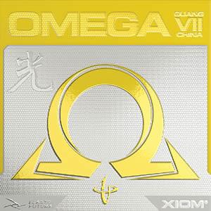 Tischtennisbelag - Xiom Omega VII China Guang
