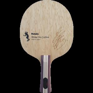 Tischtennisholz Nittaku Mima Ito Carbon