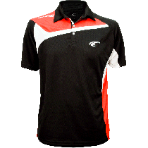 Conilleau Table Tennis Shirt Tempo red