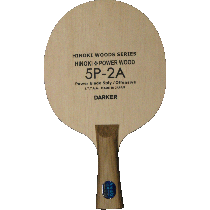 table tennis blade Darker 5P-2A