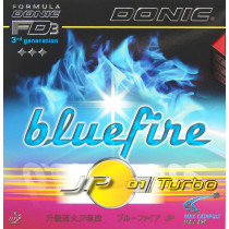 table tennis rubber Donic Bluefire JP 01 Turbo