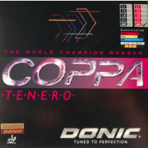 table tennis rubber Donic Coppa Tenero