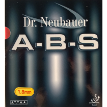 table tennis rubber Dr. Neuabauer A-B-S