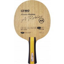 table tennis blade Alvaro Robles OFF view 1