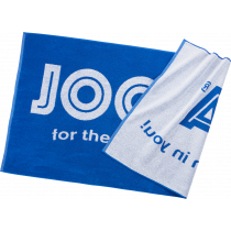 Joola shower towel blue