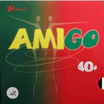 table tennis rubber Palio Amigo 40+