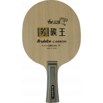 table tennis blade Sanwei F1 Arylate Carbon