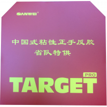 table tennis rubber Sanwei Target Provinzial