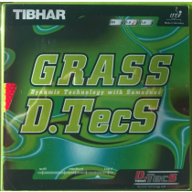 table tennis rubber Tibhar Grass D.TecS