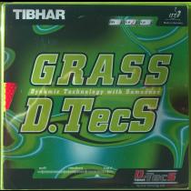 table tennis rubber Tibhar Grass D.TecS
