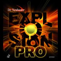 Tischtennisbelag - Dr. Neubauer Explosion Pro