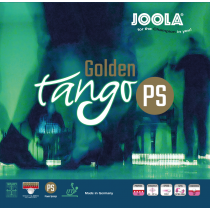 table tennis rubber Golden Tango PS