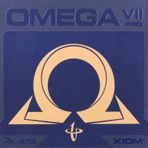 Tischtennisbelag Xiom Omega VII Pro