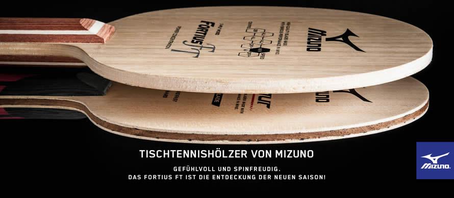 Mizuno Tischtennishölzer